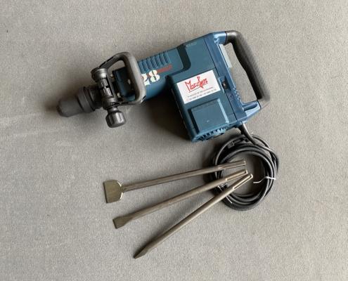 alquilar martillo electrico
