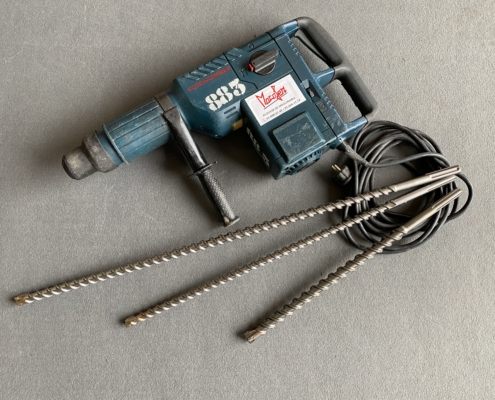 martillo electrico madrid